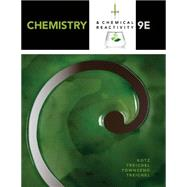 Study Guide for Kotz/Treichel/Townsend's Chemistry & Chemical Reactivity, 9th by Kotz, John C.; Treichel, Paul M.; Townsend, John; Treichel, David, 9781285778600