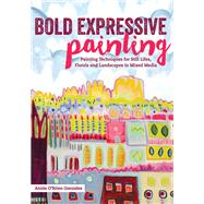 Bold Expressive Painting by Gonzales, Annie O'brien, 9781440338601