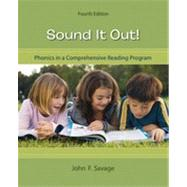 Sound It Out! Phonics in a Comprehensive Reading Program by Savage, John, 9780073378602