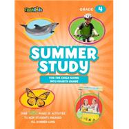 Summer Study: For the Child Going into Fourth Grade by Unknown, 9781411478602