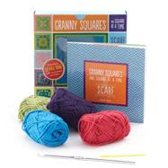 One Square at a Time Kit 1: Granny Square Amulets by Hubert, Margaret, 9781589238602