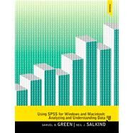 Using SPSS for Windows and Macintosh by GREEN & SALKIND, 9780205958603