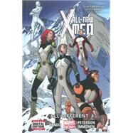All-New X-Men Volume 4 by Bendis, Brian Michael; Peterson, Brandon; Immonen, Stuart, 9780785188605