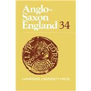 Anglo-Saxon England by Edited by Malcolm Godden , Simon Keynes, 9780521038607