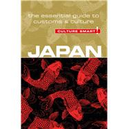 Culture Smart! Japan by Norbury, Paul, 9781857338607