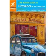 The Rough Guide to Provence & Cote D'azur by Rough Guides, 9780241238608