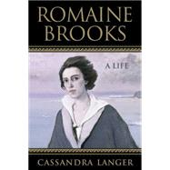 Romaine Brooks by Langer, Cassandra, 9780299298609
