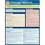 Chicago Manual of Style Guidelines by Gobble, MaryAnne, 9781423218609