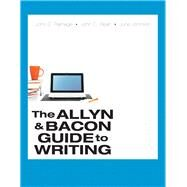 Allyn & Bacon Guide to Writing, The, Plus MyWritingLab with Pearson eText -- Access Card Package by Ramage, John D.; Bean, John C.; Johnson, June, 9780134038612