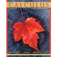 Calculus by Hughes-Hallett, Deborah; McCallum, William G.; Gleason, Andrew M.; Connally, Eric; Lovelock, David, 9780470888612