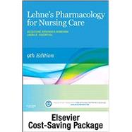 Lehne's Pharmacology for Nursing Care + Elsevier Adaptive Learning by Burchum, Jacqueline, 9780323288613