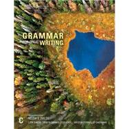GRAMMAR FOR GREAT WRITING C by Unknown, 9781337118613