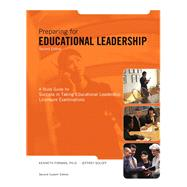 Preparing for Educational Leadership by Forman, Kenneth; Soloff, Jeffrey, 9781269658614
