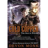 Cold Copper by Monk, Devon, 9780451418616