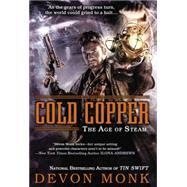 Cold Copper by Monk, Devon, 9780451418616