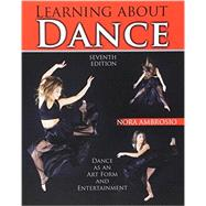 Learning About Dance by Ambrosio, Nora, 9781465278616