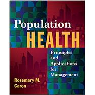 Population Health by Caron, Rosemary M., 9781567938616