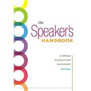 The Speaker's Handbook, Spiral bound Version by Sprague, Jo; Stuart, Douglas; Bodary, David, 9781337558617
