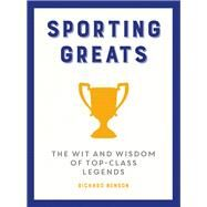 Sporting Greats by Benson, Richard, 9781849538619