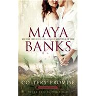 Colters' Promise by Banks, Maya, 9780425258620