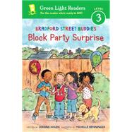 Block Party Surprise by Nolen, Jerdine; Henninger, Michelle, 9780544358621