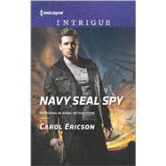 Navy SEAL Spy by Ericson, Carol, 9780373698622