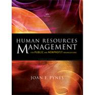 Human Resources Management for Public and Nonprofit Organizations: A Strategic Approach, 4th Edition by Pynes, 9781118398623