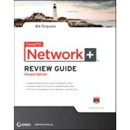 CompTIA Network+ Review Guide Exam: N10-005 by Ferguson, Bill, 9781118148624