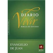 Biblia de estudio del diario vivir NTV, Evangelio de Juan / Daily Living Bible Study, Gospel of John by Not Available (NA), 9781496408624