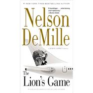 The Lion's Game by DeMille, Nelson, 9781455578627
