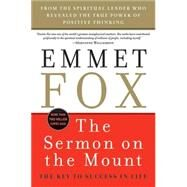 The Sermon on the Mount by Fox, Emmet, 9780060628628