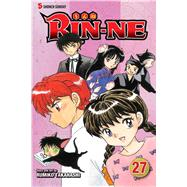 Rin-ne 27 by Takahashi, Rumiko; Dashiell, Christine; Waldinger, Evan; Whitley, Yukiko (CON); Bates, Megan, 9781421598628