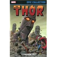 Thor Epic Collection by Moench, Doug; Gruenwald, Mark; Macchio, Ralph; Mantlo, Bill; Leonardi, Rick, 9780785188629