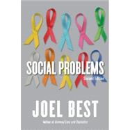 Social Problems by BEST,JOEL, 9780393918632