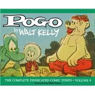 Pogo 4 by Kelly, Walt; Evanier, Mark; Reynolds, Eric; Gaiman, Neil, 9781606998632