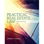 Practical Real Estate Law by Hinkel, Daniel F., 9781285448633