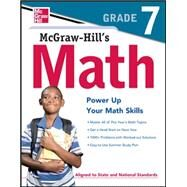 McGraw-Hill's Math Grade 7 by Unknown, 9780071748636