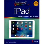 Teach Yourself Visually Ipad by Hart-Davis, Guy, 9781119188636