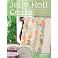Jelly Roll Quilts by Lintott, Pam, 9780715328637