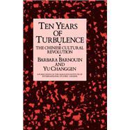 Ten Years Of Turbulence by Barnouin,Barbara, 9781138988637