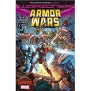 Armor Wars by Robinson, James; Takara, Marcio, 9780785198642