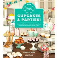 Trophy Cupcakes and Parties!: Deliciously Fun Party Ideas and Recipes from Seattle's Prize-winning Cupcake Bakery by Shea, Jennifer; Jordan, Rina, 9781570618642