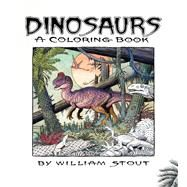 Dinosaurs by Stout, William, 9781608878642