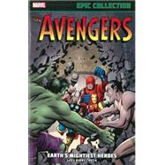 Avengers Epic Collection by Lee, Stan; Lieber, Larry; Ivie, Larry; Kirby, Jack; Heck, Don, 9780785188643