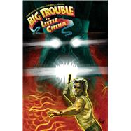 Big Trouble in Little China 4 by Powell, Eric; Churilla, Brian, 9781608868643
