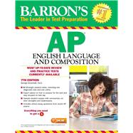 Barron's Ap English Language and Composition by Ehrenhaft, George, 9781438008646