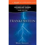 Frankenstein : A Kaplan SAT Score-Raising Classic by Shelley, Mary, 9781607148647