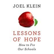 Lessons of Hope by Klein, Joel, 9780062268648