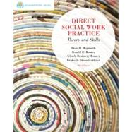Brooks/Cole Empowerment Series: Direct Social Work Practice by Hepworth, Dean H.; Rooney, Ronald H.; Dewberry Rooney, Glenda; Strom-Gottfried, Kim, 9780840028648