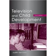 Television and Child Development by Van Evra; Judith, 9780805848649